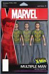 Uncanny X-Men Vol 5 #2 Cover B Variant John Tyler Christopher Action Figure Cover