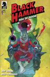 Black Hammer Age Of Doom #7 Cover B Variant Christian Ward Cover