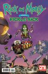 Rick And Morty Presents Pickle Rick #1 Cover A Regular CJ Cannon Cover