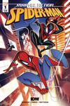 Spider-Man (IDW) #1 Cover A Regular Fico Ossio Cover