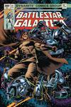 Battlestar Galactica Classic #1 Cover A Regular Kelley Jones Cover