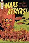 Mars Attacks Vol 4 #2 Cover E Variant Chris Schweizer Subscription Cover