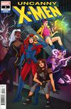 Uncanny X-Men Vol 5 #1 Cover M Incentive Jen Bartel Variant Cover