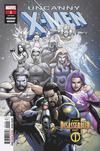 Uncanny X-Men Vol 5 #1 Cover R Incentive Leinil Francis Yu Premiere Variant Cover