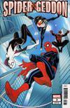 Spider-Geddon #3 Cover D Incentive Elizabeth Torque Variant Cover