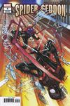 Spider-Geddon #4 Cover C Incentive Javier Garron Variant Cover