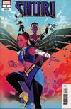Shuri #2 Cover C Incentive Afua Richardson Variant Cover