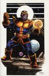 Thanos Legacy #1 Cover G Incentive George Perez Virgin Variant Cover