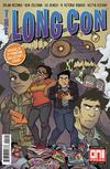 Long Con #1 Cover C 2nd Ptg Variant Emilee Denich Dollar Special Cover