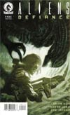 Aliens Defiance Preview Mini Comic Book