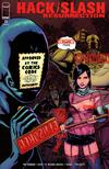 Hack Slash Resurrection #11 Cover C Variant Tim Seeley CBLDF Charity Censored Cover