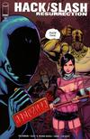 Hack Slash Resurrection #11 Cover D Variant Tim Seeley CBLDF Charity Uncensored Cover