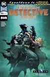 Detective Comics Vol 2 #994 Cover A 1st Ptg Regular Doug Mahnke & Jaime Mendoza Cover