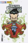 Defenders Doctor Strange #1 Cover B Variant Skottie Young Baby Cover (Best Defense Part 3)