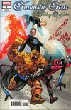 Fantastic Four Wedding Special #1 Cover B Variant Pasqual Ferry Cover