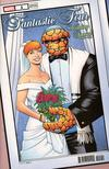 Fantastic Four Wedding Special #1 Cover C Variant Mike McKone Cover