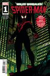 Miles Morales Spider-Man #1 Cover A 1st Ptg Regular Brian Stelfreeze Cover (Spider-Geddon Tie-In)