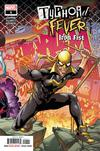 Typhoid Fever Iron Fist #1 Cover A Regular RB Silva Cover