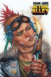 Tank Girl Vol 3 #1 Action Alley Cover C Variant Greg Staples Cover