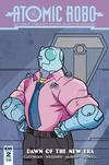 Atomic Robo And The Dawn Of A New Era #2 Cover A Regular Scott Wegener Cover