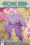 Atomic Robo And The Dawn Of A New Era #2 Cover B Variant Dave Baker Cover
