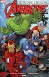 Marvel Action Avengers #1 Cover A Regular Jon Sommariva Cover