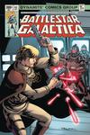 Battlestar Galactica Classic #2 Cover B Variant Daniel HDR Cover