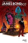 James Bond 007 #2 Cover A Regular Dave Johnson Cover