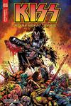 KISS Blood And Stardust #3 Cover B Variant Rodney Buchemi Cover