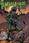 Mars Attacks Vol 4 #3 Cover B Variant Ruairi Coleman Cover