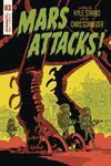 Mars Attacks Vol 4 #3 Cover E Variant Chris Schweizer Subscription Cover