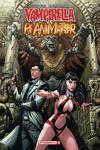 Vampirella Reanimator #1 Cover A Regular Johnny Desjardins Cover