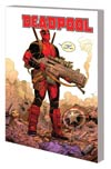 Deadpool By Skottie Young Vol 1 Mercin Hard For The Money TP