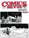 Comics Revue Presents Dec 2018