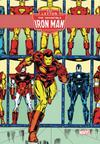 Bob Laytons Iron Man Artist Select HC