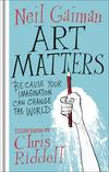 Art Matters Because Your Imagination Can Change The World TP
