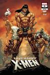 Uncanny X-Men Vol 5 #6 Cover C Variant J Scott Campbell Conan vs Marvel Heroes Cover