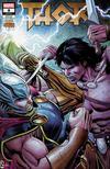 Thor Vol 5 #8 Cover C Variant Patrick Zircher Conan vs Marvel Heroes Cover