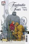 Fantastic Four Wedding Special #1 Cover F Incentive Marcos Martin Variant Cover