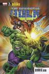 Defenders Immortal Hulk #1 Cover C Incentive Joe Bennett Variant Cover