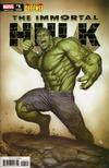 Defenders Immortal Hulk #1 Cover D Incentive Adi Granov Variant Cover