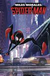 Miles Morales Spider-Man #1 Cover C Incentive Into The Spider-Verse Animation Variant Cover (Spider-Geddon Tie-In)
