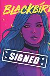 Blackbird #1 Cover C Regular Jen Bartel Cover Signed By Jen Bartel