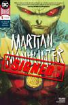 Martian Manhunter Vol 5 #1 Cover D Regular Riley Rossmo Cover Signed By Steve Orlando