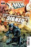 Uncanny X-Men Vol 5 #11 Cover K Regular Salvador Larroca Cover Signed By Matthew Rosenberg