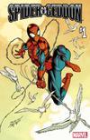 Spider-Geddon #1 Cover C Variant Mark Bagley Peter Parker Spider-Man Cover