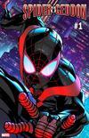 Spider-Geddon #1 Cover D Variant Mike McKone Miles Morales Spider-Man Cover
