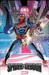 Spider-Geddon #1 Cover G Variant Will Sliney Spider-Punk Cover