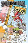 Spider-Geddon #1 Cover I Variant Jay Fosgitt Spider-Ham Cover