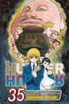 Hunter x Hunter Vol 35 TP